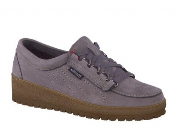 Mephisto 'LADY' Dark Grey Nubuck Leather